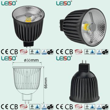 Proveedor de alta calidad de China del bulbo de 95ra 2500k 6W MR16 LED