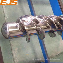 120mm rubber extruder machine bimetallic screw