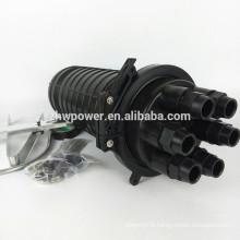Personnaliser le dôme en plein air Type 96 Cores Fermeture de joint de câble à fibre optique