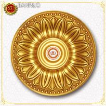 Alta calidad de oro PS panel artístico para la decoración del hogar