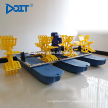 Floating electric shrimp farming equipment,,fish pond aerator price, paddle wheel aerator india