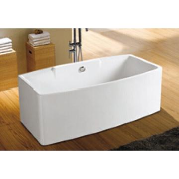 Spezielle Rechteck freistehende Bah Tub