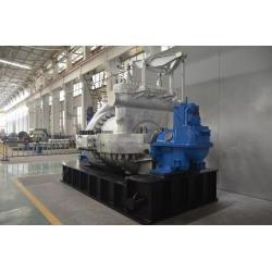 Back Pressure In Steam Turbine