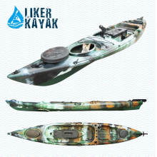 Liker Kayak Model Boat Single Seat Fishing Kayak Stable Quality for OEM Wholesale