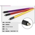 mais caneta de microblagem e cor e luz