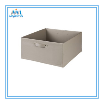 Best quality and factory for China Wardrobe Storage Box, Wardrobe Storage Containers, Folding Box Supplier Customize Storage Box in PU material supply to India Suppliers