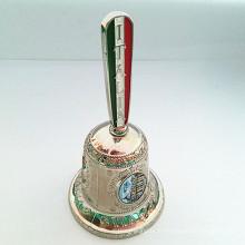 Italie Souvenir Gift Tour Premium Italia Metal Dinner Bell (F8018)