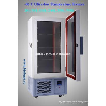 -86 C Deep Freezer (30L / 50L / 158 / 340L / 398L / 598L)