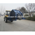 Towable compost turner 60hp-120hp