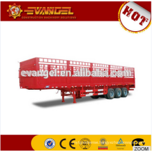 High quality heavy duty trailer axles 40ft container trailer price