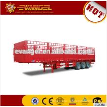 Высокое качество сверхмощный трейлер цапф 40ft контейнер прицеп цена