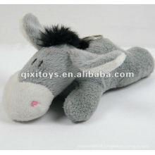 bonito mini recheado e brinquedo de burro de pelúcia