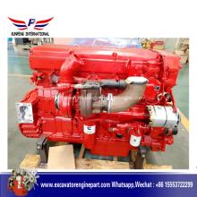 QSX15 CUMMINS motores originales para fresadora