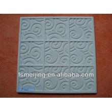 dalle en céramique réfractaire pour mosaïque