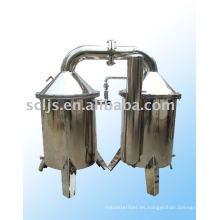 DGJZZ-200 Destilador eléctrico de agua
