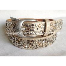 Alta qualidade Studded Belt