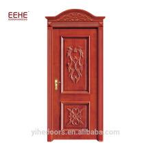 Фошань тиковые деревянные двери модели виллы входные деревянные дизайнерские двери
