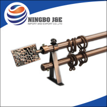 16MM/19MM Adjustable Double Curtain Poles