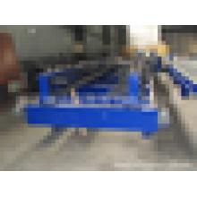 Base de la máquina de moldeo