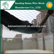 stainless steel wire cable fence/stainless steel wire rope mesh net made in china