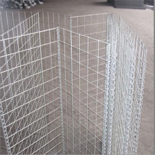Hesco gabion barriers