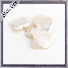Exquisita Flor de Fantasía Shape10mm Piedra Semi Preciosa Popular