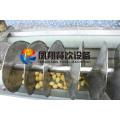 Máquina de lavado y pelado Industrial Gran Tamaño Yam / Jicama / Taro