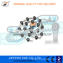 JFHyundai Escalator Newel Chain(34 Bearings Double Fork),single link chain