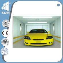 Acero pintado Acabado Capacidad 3000 / 5000kg Ascensor del coche