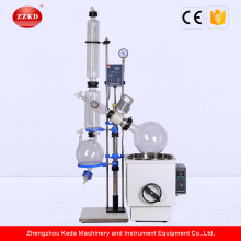 Rotary Evaporator with Vacuum Pump