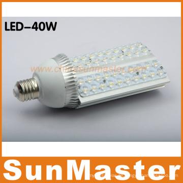 CE und Approbate 40W LED Straßenleuchte (SLD12-40W)