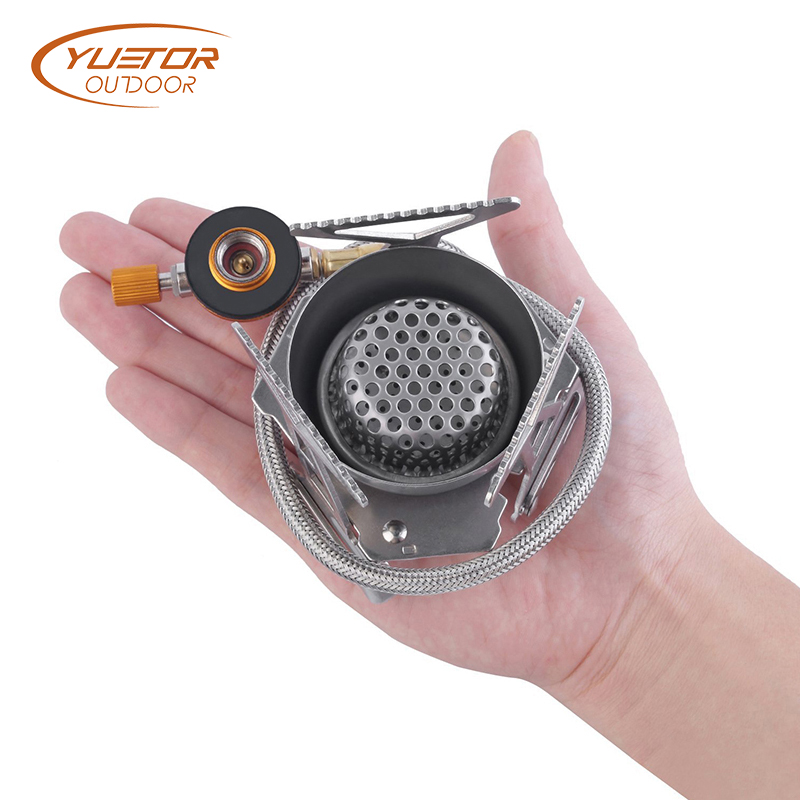 3000w Windproof Portable Camping Gas Stove 1