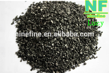 carbon additive with low sulphur component