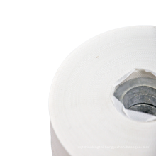 cabled yarn high quality of cabled pp yarn white cabled yarn