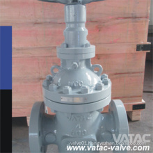 Handwheel/Gear Box Operated Cast Expanding Gate Valve