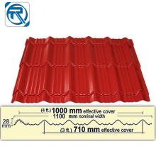 Máquina de prensado de tejas de techo