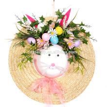 Sombreros de moda vendedores calientes de la decoración de Pascua