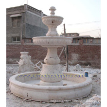 Stone Water Fountain for Garden Decoration (SY-F190)
