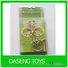 Cadeaux promotionnels en métal Pièces de puzzle en métal