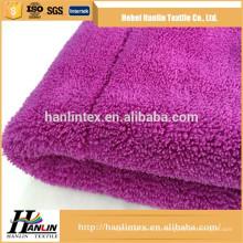 Para a cozinha, esportes Use tingido de microfibra toalha de tecido tecido rolo por atacado
