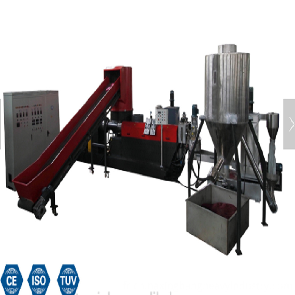PE.PP film recycling equipment