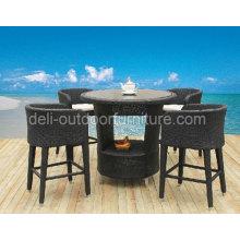 Mesas de Bar al aire libre único sistemas de los muebles