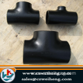 Equal Welding Carbon Steel Fittings Pipe