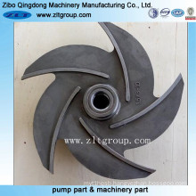Stainless Steel Alloy Steel Pump Impeller