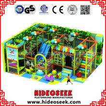 Estrutura de pequena atividade de tema floresta para crianças