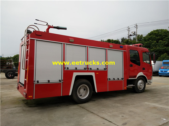 Fire Fighting Water Trucks