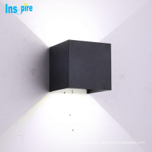 Surface Mounted Waterproof IP65 Outdoor Led Lighting 10W Led Square Outdoor Wall Lamp