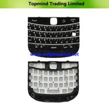 Teclado del teléfono móvil para Blackberry Bold Touch 9900