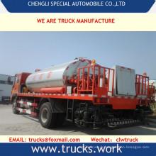 DFAC bitume asphalte liquide Transport camion citerne