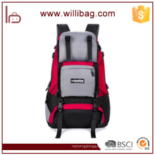 Large Capacity Camping Outdoor Rucksack Mountaineer Backpack